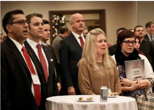 Canada-Turkic World Relations on a New Rise
