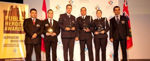 IDI Toronto Public Heroes Award Ceremony