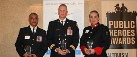 Calgary Public Heroes Awards